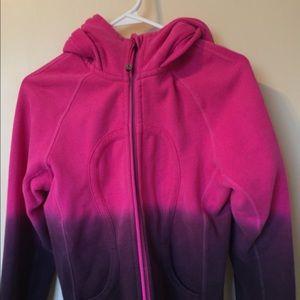 ombre lulutumon hoodie